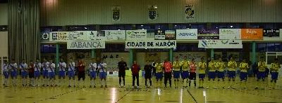 Previa Cidade de Narón - Prone Lugo