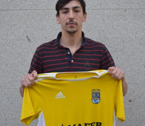 O xogador Sergio Oliveira incorpórase á disciplina do Cidade de Narón